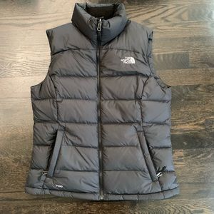 The North Face Size Medium Puffer Vest
